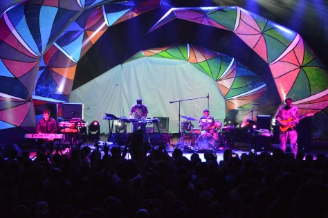 Animal Collective at Merriweather Post Pavilion